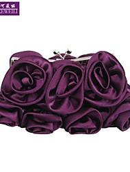 AIKEWEILI®Women's Bag Fashion Slim Flower Style Casual Purse Europe Style Evening Bag Lasies Clutch Bag