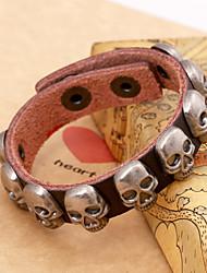 Imitatieleer Heren Chain Armbanden