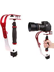 pro videocamera stabilizzatore steady cam palmare video stabilizzatore fotocamera ferma con la GoPro, cannone, lo sport dv
