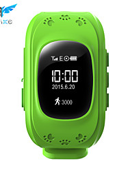 GPS Tracker Watch for Kids Children Smart Watch SOS Emergency Anti Lost GSM Phone App Bracelet Wristband Alarm Android