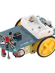 отслеживания робот автомобиль электронных DIY Kit