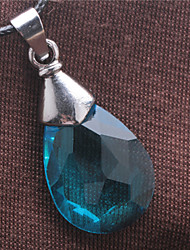 Unisex Young Fashion Jewelry Alloy Cosplay Sword Art Online The Heart of YUI Pendant Necklace