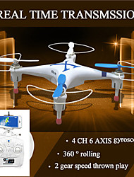Cheerson CX-30W-TX With Transmitter Live Transmission WIFI Drone 4CH 6Axis RC Quadcopter With 0.3MP Camera and Flashing Light