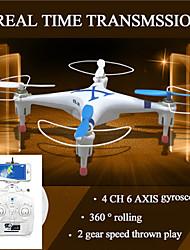 cheerson cx-30w-tx avec quadcopter émetteur direct transmission wifi drone 4ch 6axis rc avec caméra 0.3MP et lumière clignotante