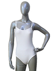 Nylon/Lycra Leotard with Double Straps and Drawstring Front More Colors for Ladies and Girls