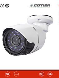 Cotier®Network Bullet Camera 720P/960P/1080P/Outdoor/P2P/ONVIF IP Camera
