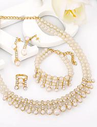 Western Rain Korea Fashionable Elegant Necklace Suits