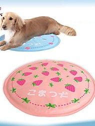 FUN OF PETS® Lovely Summer Circle Ice Pad for Pets Dogs (Assorted Colours)