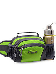 Women Sports/Outdoor Nylon Zipper Shoulder Bag