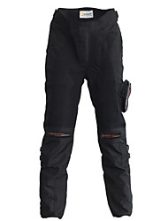Riding Tribe Motorcycle Pants Breathable Racing Pants  With  Body Protection (Black)