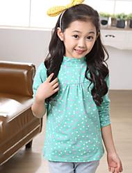 T-shirt Girl Manica lunga Inverno/Primavera/Autunno Cotone
