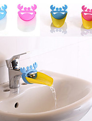 Cute Cartoon Faucet Extender For Kid Children Hand Washing(Random Color)(1 pc)