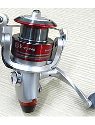 Hengjia Fishing Spinning Reels Ey40 Alarm Fishing Reel 4000 Superior Baitrunner Carp BAIT ALERT  5.1:1 Ratio