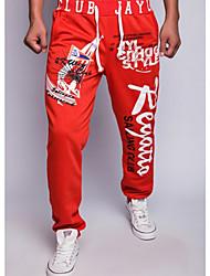 Vito Men's Pants , Cotton Blend Casual