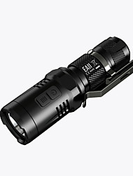 Nitecore EA11 flashlight  Mode 900 Lumens LED Flashlights AA Waterproof/Small Size LED Cree XM-L U2