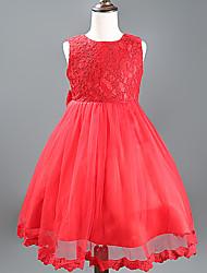 BXB Kid's Dress ,flower girl dresses,princess skirt, Kid's vintage dresses,Lace/Mesh/Organic Cotton/Lace/Cute