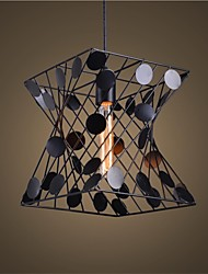 YL Chandeliers/Pendant Lights/Ceiling LED Bulb With Iron Hanging Wire Minimalist Style