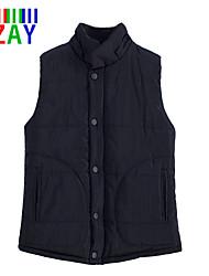 ZAY Women's Winter Fashion Hoodies Sleeveless Zipper Down Vest