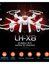 LH-X8 2.4G RC Drone With 0.3MP Camera For Aerial Photography