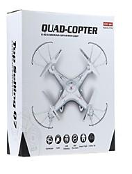 fy326 rc drone 2.4g 6 axes gyro 4 ch ufo rc quadcopter avec des lumières LED colorées
