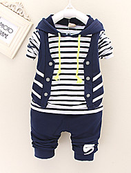 Boy's Cotton Blend Clothing Set , Spring/Fall Long Sleeve,Kid's Clothing,Soft and Comfortable,For 0-4 Years Old