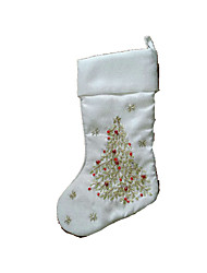 Beautiful Christmas Boots Finished By Hand