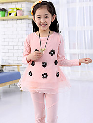 Girls Autumn Dress Suit