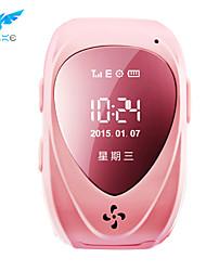 Para Vestir - para - Smartphone Reloj elegante - Bluetooth 4.0 Temporizador - iOS/Android
