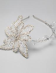 Women/Flower Girl Rhinestone/Alloy Headbands With Rhinestone Wedding/Party Headpiece