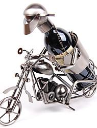 vino rosso manufatti per l'arredamento modello rack di moto a casa