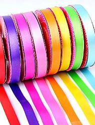 1.2cm Width Balloon Ribbon Tape DIY Gift Party Deco Curling Wrap (Random Color)