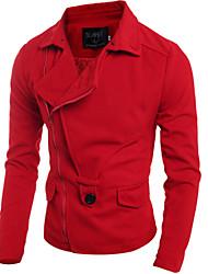Men's Double Lapel Coat