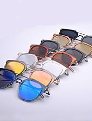 Унисекс 's 100% UV400 Крупногабаритные Солнцезащитные очки
