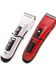 Trimmers & Clippers Men Mustaches & Beards Manual / Electric Wet/Dry Shaving / Lubricant Dispenser / Low Noise / Ergonomic DesignDry