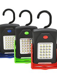 23 LED Work Light Flashlight with Magnet & Rotating Hanging Hook for Outdoors (Random Color)