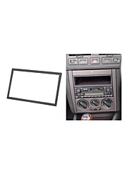 Car Radio Fascia for VOLKSWAGEN Passat Bora Golf Stereo Facia Headunit Install Fit Dash Kit DVD CD Trim
