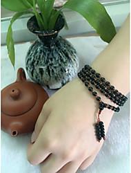 Black Agate Beads