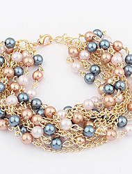 New Arrival Fashional Luxury Popular Pearl Bracelet