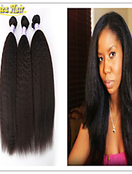 3 Pcs/Lot Brazilian Straight Hair 100% Virgin Human Hair Extensions Wholesale 3 Bundles Lot 8-32 inch Hair Weft