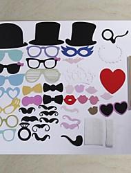 Accessori per feste Materiale decorativo per foto e cartellini Graduazione/Compleanno/Natale/Halloween Classico Other Non personalizzato