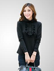 Coltrui - Polyester Vrouwen - T-shirt - Lange mouw