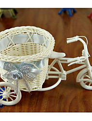 Natural Cane Bicycle Receive Basket