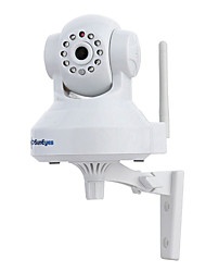 SunEyes SP-TM01EWP 720P 1.0MP HD Wireless Wifi Pan/Tilt IP Camera with ONVIF and RTSP(IRCut,Motion,FTP,Audio,P2P,White)