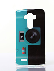 Pour Coque LG Motif Coque Coque Arrière Coque Dessin Animé Flexible PUT pour LG LG G4 LG G3 LG G3 Beat / G3 Mini