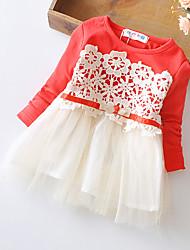 Kid's Dress , Cotton Vintage/Cute
