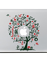 The Christmas Tree Decorative Skin Sticker for MacBook Air/Pro/Pro with Retina Display