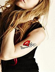 Yimei - Tatuajes Adhesivos - Non Toxic/Waterproof - Series de Joya - Mujer/Hombre/Adulto/Juventud - Multicolor - Papel - 5 - 17*10cm -