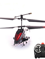 Ourspop M305  3.5 Channel with Latest Sound Battle Simulation Function of Built-in Gyro Helicopter