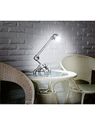 Vintage Industrial Retro Style Steel Pipe Desk Table Lamp Light Comes With LED Bulb Home Restaurant Cafe Decoration-B021