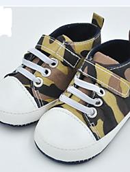 Zapatos de bebé - Sneakers a la Moda - Casual - Tela - Gris